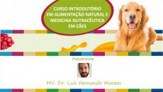 Curso Introdutório em Alim. e Med. Nut.  em Cães