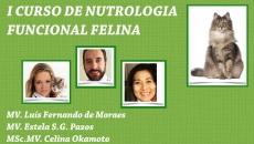 I Curso de Nutrologia Funcional Felina - 2018