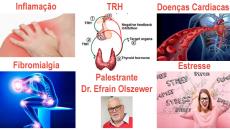 Estresse, Inflamação, TRH, Cardio, Fibromialgia e Nutrigenômica