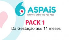 ASPAiS - Pack 1: Da Gestação aos 11 meses