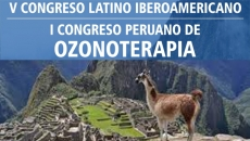 V Congresso Ibero Americano e I Congresso Internacional de Ozônio no Peru