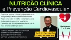 Curso de Nutrição Clinica e Prevenção Cardiovascular